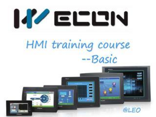HMI training course