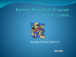 Kyrene  Preschool Program at Las Lomas