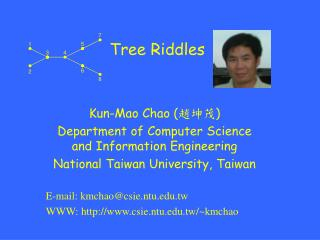 Tree Riddles