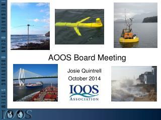 AOOS Board Meeting