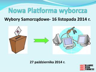 Nowa Platforma wyborcza