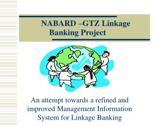 NABARD –GTZ Linkage Banking Project