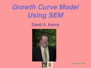 Growth Curve Model  Using SEM