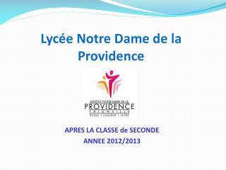 Lycée Notre Dame de la Providence
