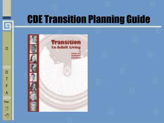 CDE Transition Planning Guide