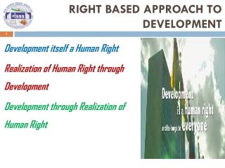 Human Rights Indicators