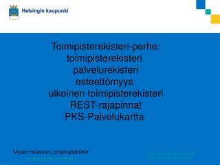 hel.fi/palvelukartta/