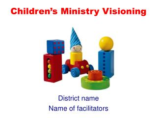 Children s Ministry Visioning