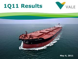 1Q11 Results