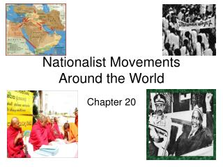 Nationalist Movements  Around the World