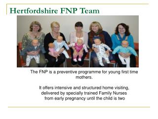 Hertfordshire FNP Team
