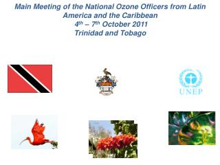 Main Meeting of the National Ozone Officers from Latin America and the Caribbean