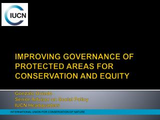 Project Improving Natural Resource Governance for Rural Poverty Reduction