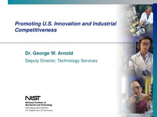 Promoting U.S. Innovation and Industrial Competitiveness