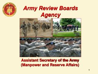 Assistant Secretary of the Army (Manpower and Reserve Affairs)