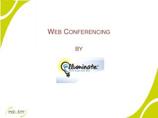 Web Conferencing by