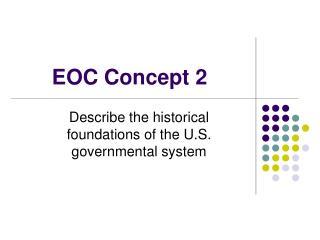 EOC Concept 2