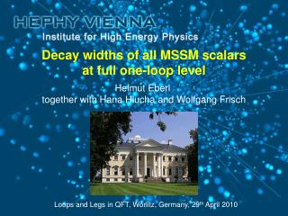 Decay widths of all MSSM scalars at full one-loop level