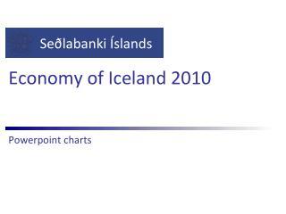 Economy of Iceland 2010