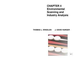 THOMAS L. WHEELEN       J. DAVID HUNGER