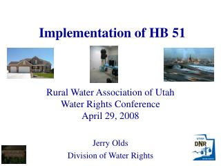 Implementation of HB 51