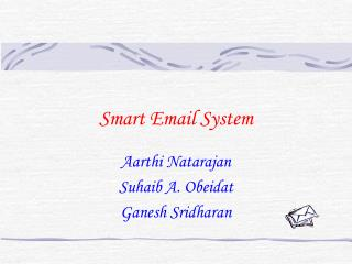 Smart Email System
