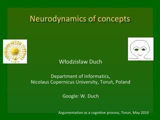 Neurodynamics of concepts