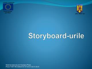 Storyboard- uri le