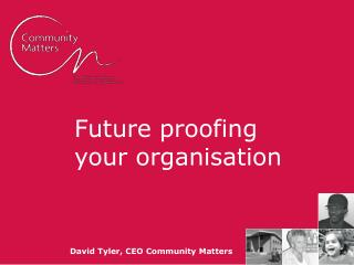 Future proofing your organisation
