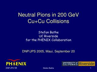 Neutral Pions in 200 GeV Cu+Cu Collisions