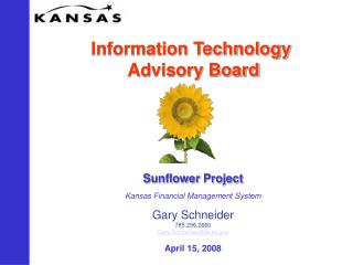 Information Technology  Advisory Board