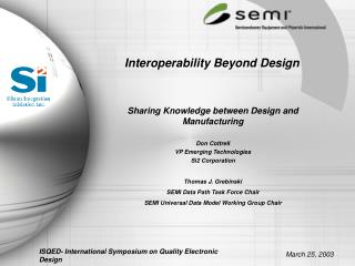 Interoperability Beyond Design
