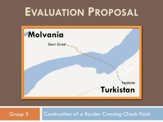 Evaluation Proposal