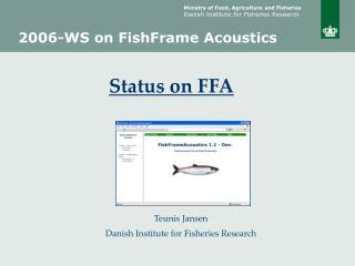 2006-WS on FishFrame Acoustics