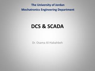 DCS & SCADA