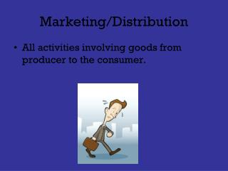 Marketing/Distribution