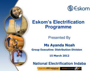 Eskom's  Electrification Programme
