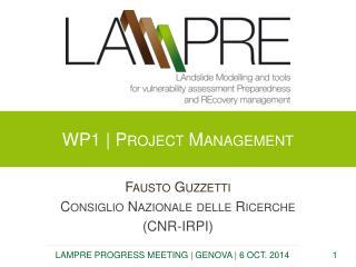WP1 | Project Management