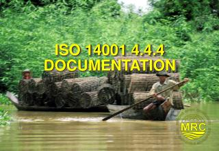ISO 14001 4.4.4 DOCUMENTATION