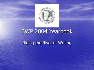 BWP 2004 Yearbook