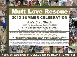 Mutt Love Rescue