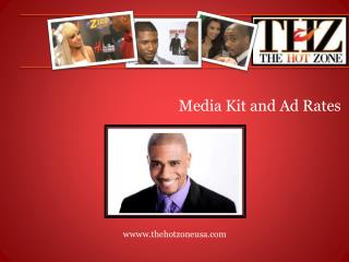 Media Kit and Ad Rates