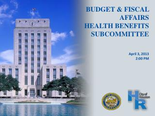 BUDGET & FISCAL AFFAIRS  HEALTH BENEFITS  SUBCOMMITTEE