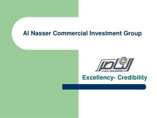Al Nasser Commercial Investment Group