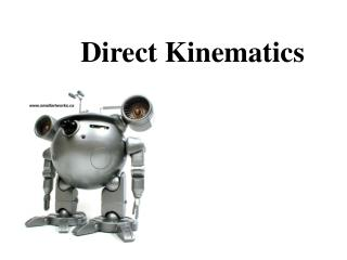 Direct Kinematics