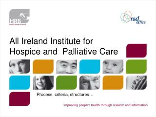 All Ireland Institute for Hospice and  Palliative Care