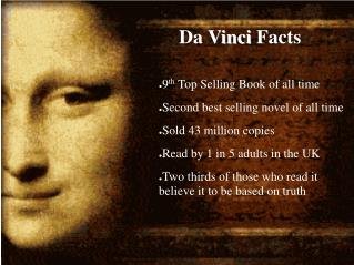 Da  Vinci  Facts