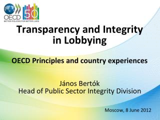 Moscow, 8 June 2012