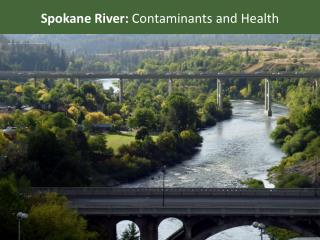 Spokane River:  Contaminants and Health