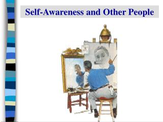 Self-Awareness and Other People